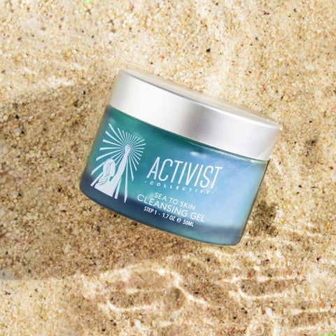 Sea to Skin Cleansing Gel