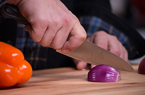 Ergo Chef Michael Symon Professional Chef Knife with G10 Handle