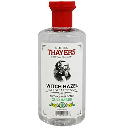 Thayer Witch Hazel Cucmbr Alcf