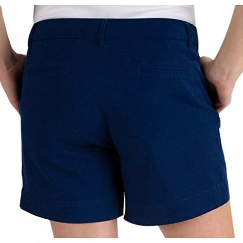 Brushed Cotton Twill Shorts (6 Inch Inseam)
