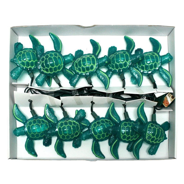Sea Turtle Party String Lights-Ocean (8.6' length)
