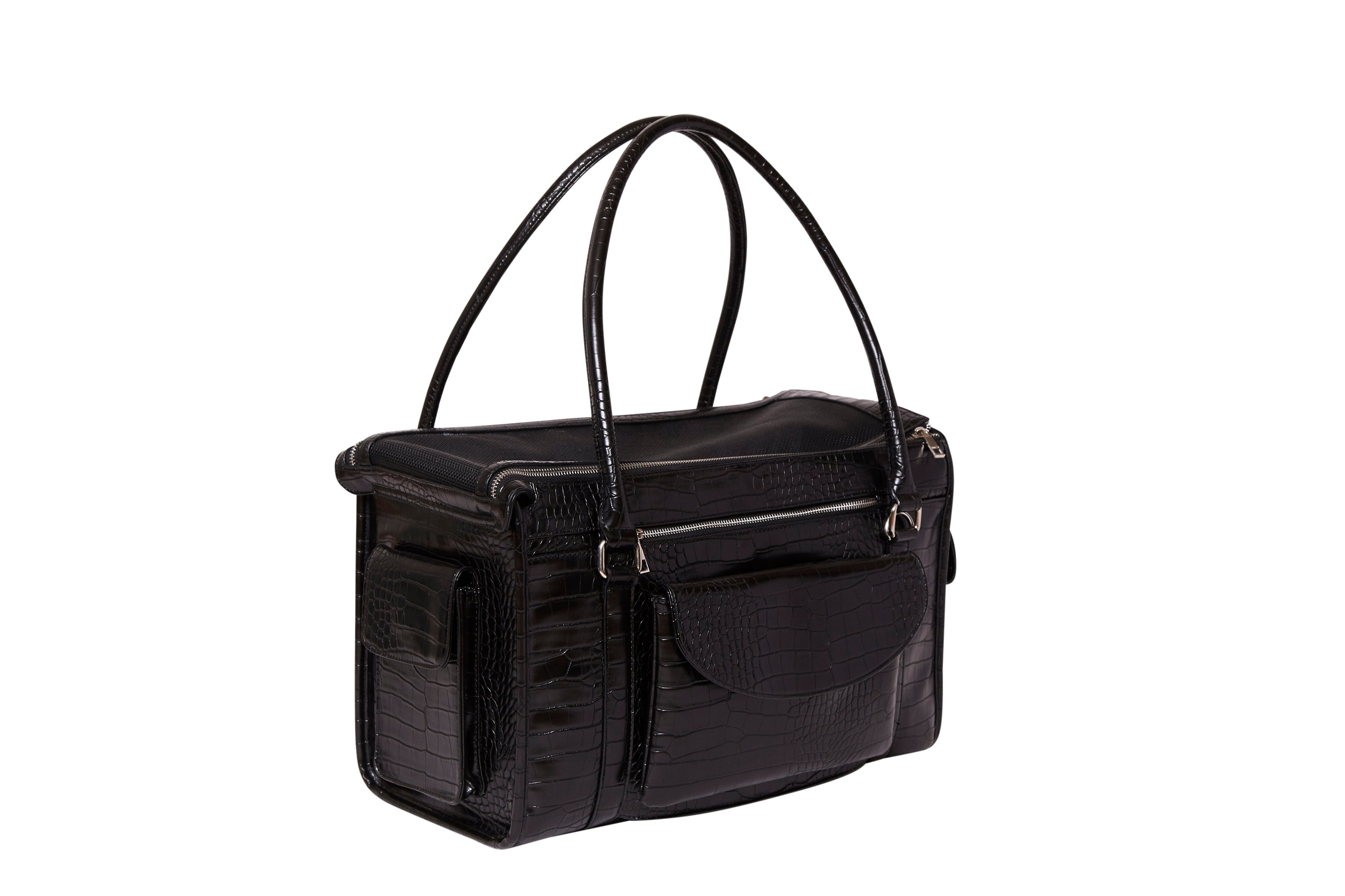 The Kuma Pet Carrier and Bed-Black