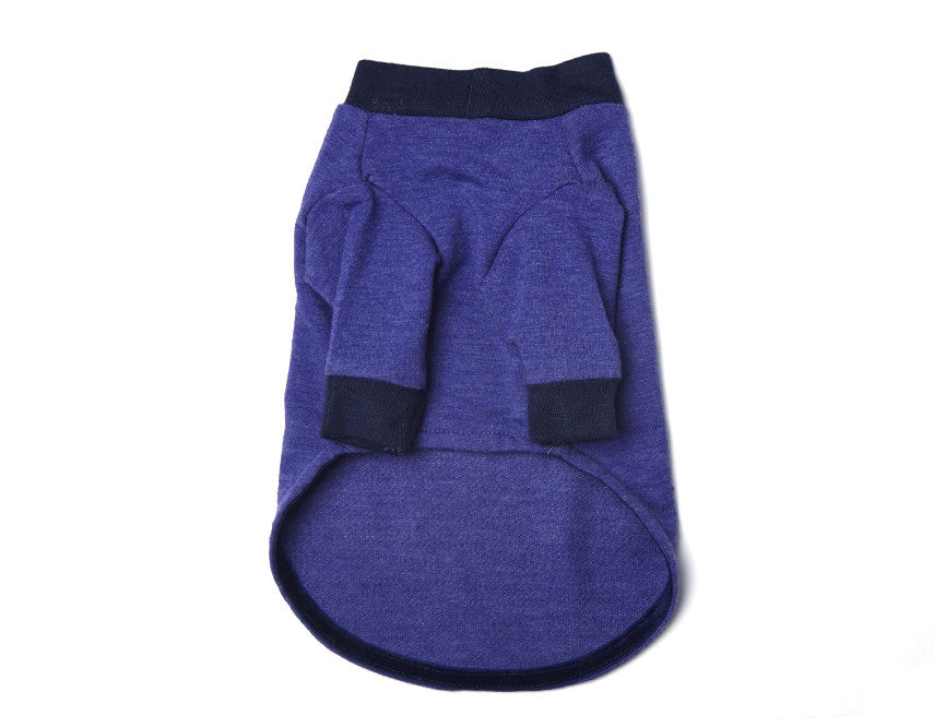 The Sidney - Purple/Navy Trim