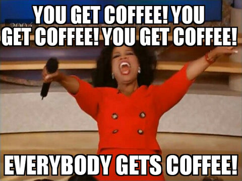 Oprah and coffee meme
