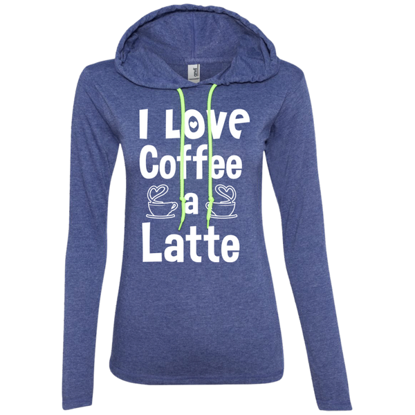 I Love Coffee A Latte, Apparel, CustomCat, Viper Coffee