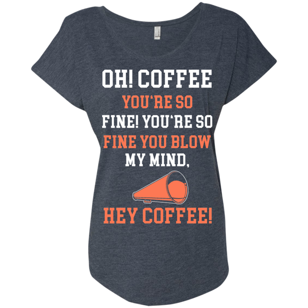 Ohh Coffee, Apparel, CustomCat, Viper Coffee