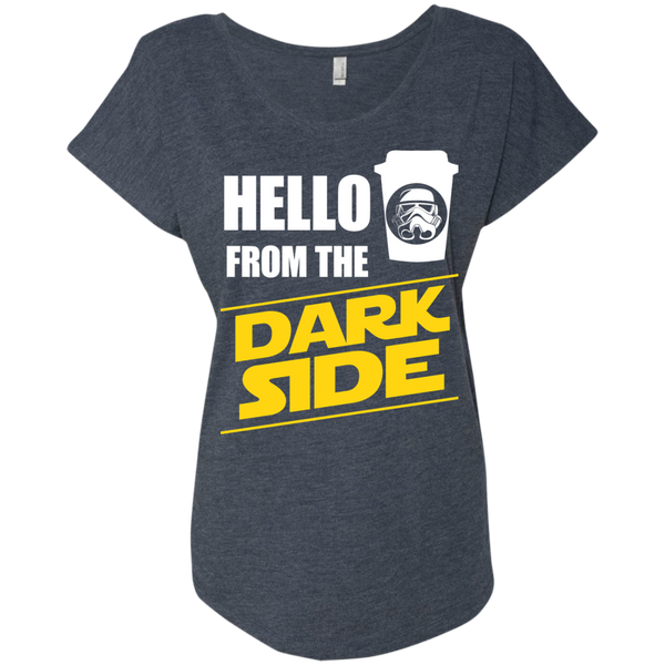 Hello From The Dark Side, Apparel, CustomCat, Viper Coffee