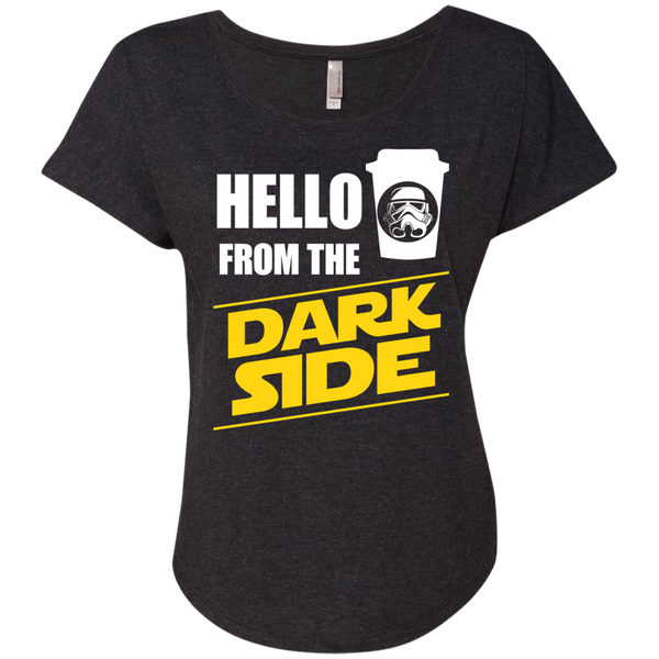 Hello From The Dark Side