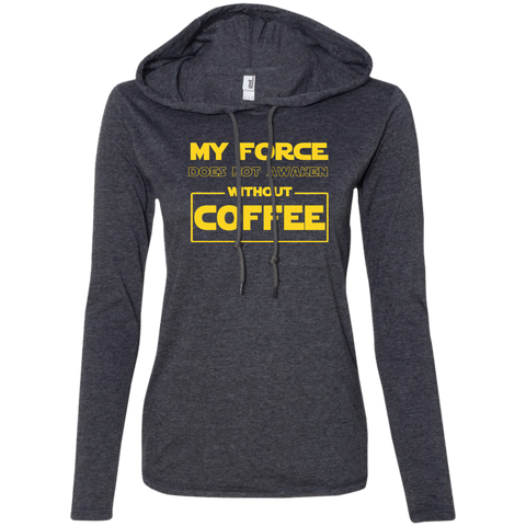 My Force Does Not Awaken Without Coffee, Apparel, CustomCat, Viper Coffee