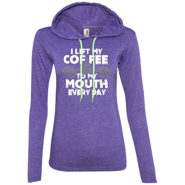 I Lift My Coffee To My Mouth, Apparel, CustomCat, Viper Coffee