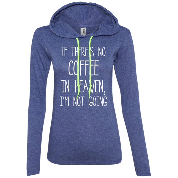 If There's No Coffee In Heaven I'm Not Going, Apparel, CustomCat, Viper Coffee