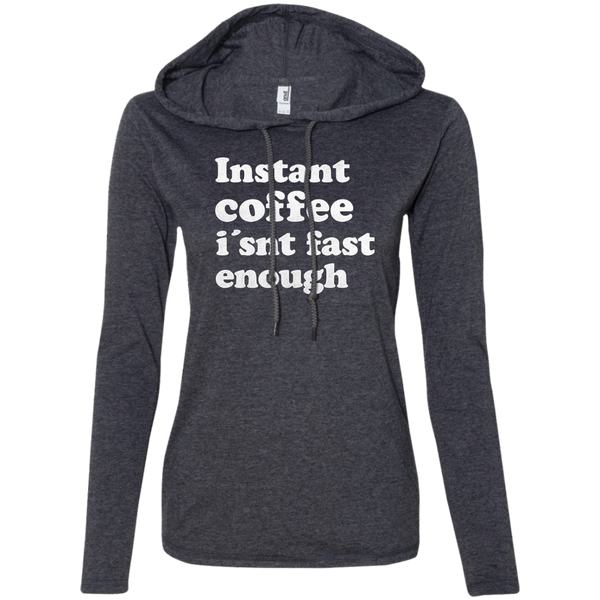 Instant Coffee Isn't Fast Enough, Apparel, CustomCat, Viper Coffee