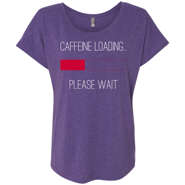 Caffeine Loading... Please Wait, Apparel, CustomCat, Viper Coffee