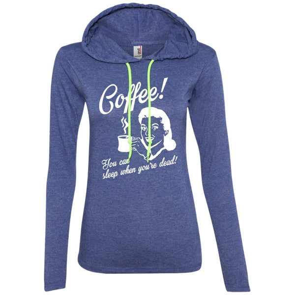 Coffee Because You Can Sleep When Your Dead, Apparel, CustomCat, Viper Coffee