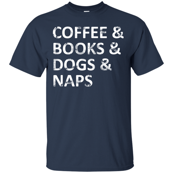 Coffee, Books, Dogs & Naps, Apparel, CustomCat, Viper Coffee