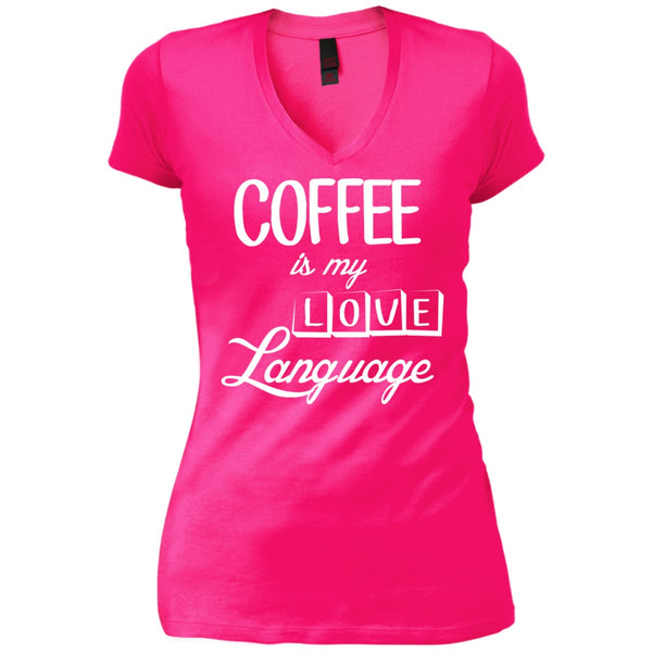 Coffee Is My Love Language, Apparel, CustomCat, Viper Coffee