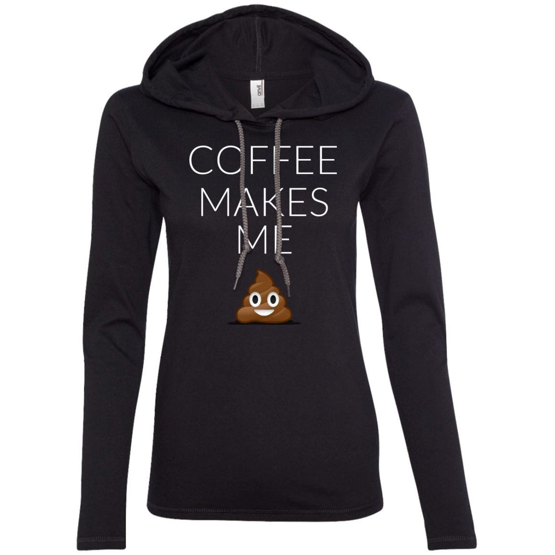 Coffee Makes Me Poop Shirt