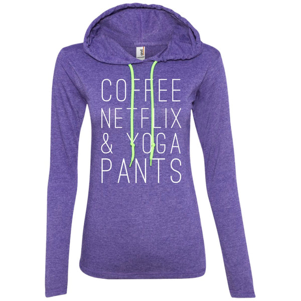 Apparel - Coffee, Netflix & Yoga Pants