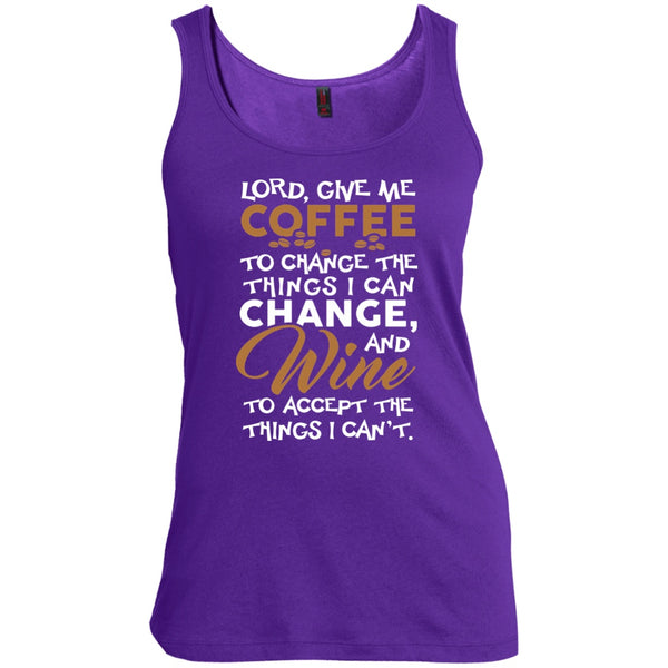 Apparel - Coffee To Change Wine To Accept