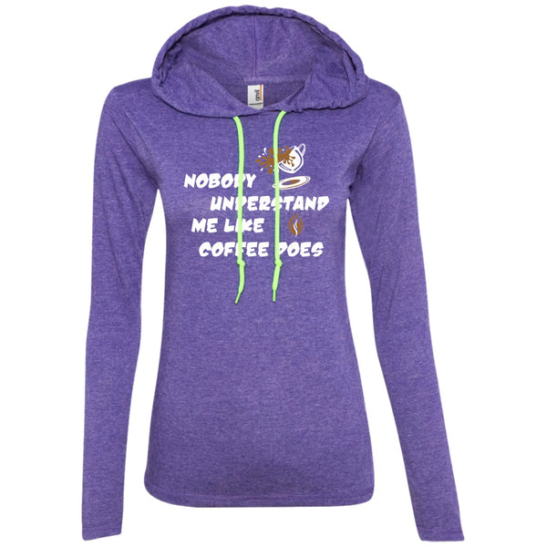 Coffee Understands Me, Apparel, CustomCat, Viper Coffee