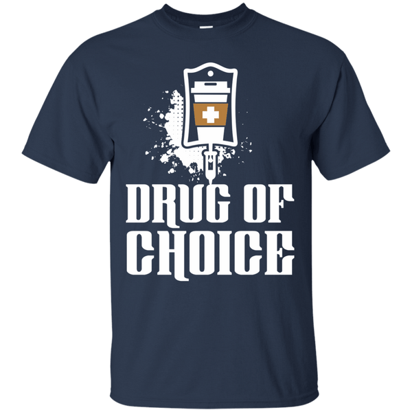 Drug Of Choice, Apparel, CustomCat, Viper Coffee