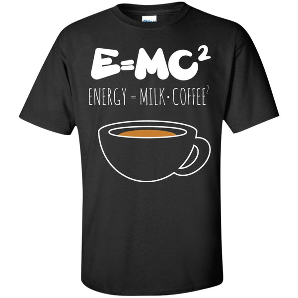 Energy = Milk * Coffee, Apparel, CustomCat, Viper Coffee