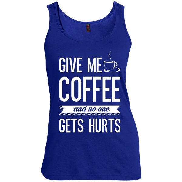 Give Me Coffee And No One Gets Hurt!, Apparel, CustomCat, Viper Coffee