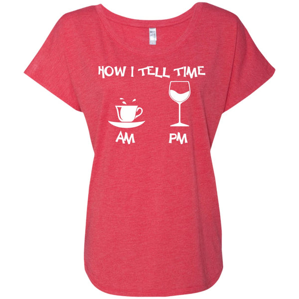 How I Tell Time, Apparel, CustomCat, Viper Coffee