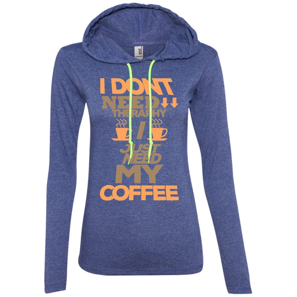 I Don't Need Therapy I Just Need My Coffee!, Apparel, CustomCat, Viper Coffee