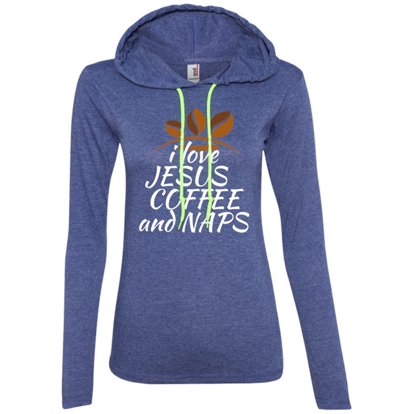 I Love Jesus, Coffee & Naps, Apparel, CustomCat, Viper Coffee