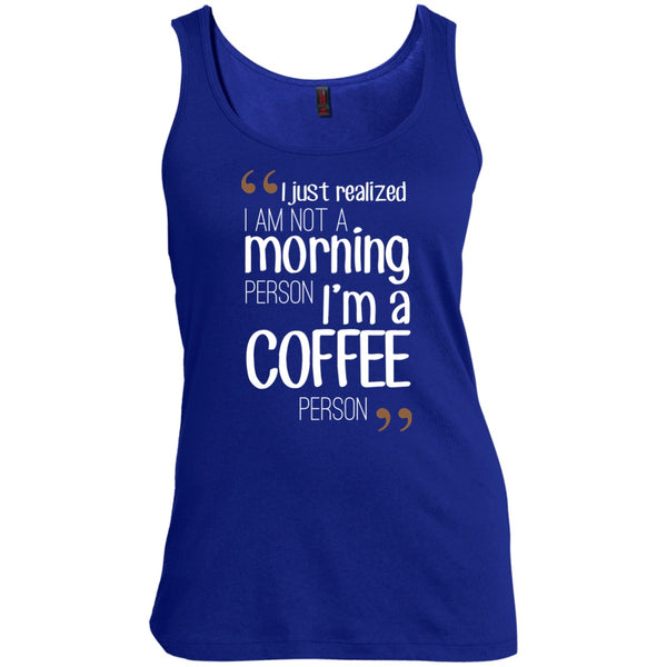 I'm Not A Morning Person... I'm A Coffee Person, Apparel, CustomCat, Viper Coffee
