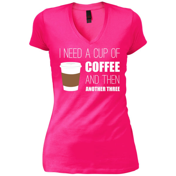 I Need A Cup Of Coffee And Then Another 3, Apparel, CustomCat, Viper Coffee