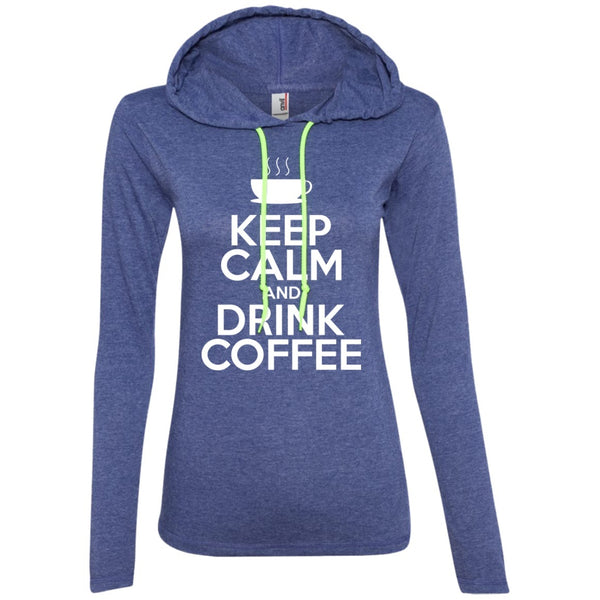 Keep Calm & Drink Coffee, Apparel, CustomCat, Viper Coffee