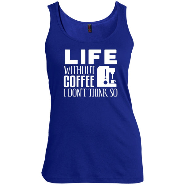 Life Without Coffee, Apparel, CustomCat, Viper Coffee