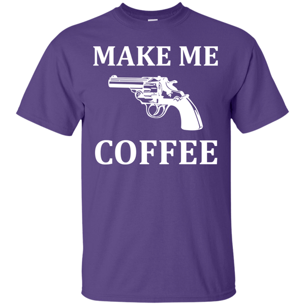 Make Me Coffee 🔫 !, Apparel, CustomCat, Viper Coffee