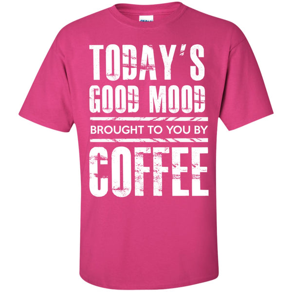 Mood Brought To You By Coffee, Apparel, CustomCat, Viper Coffee