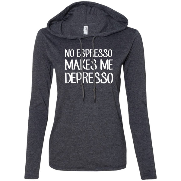 No Espresso Makes Me Despresso, Apparel, CustomCat, Viper Coffee