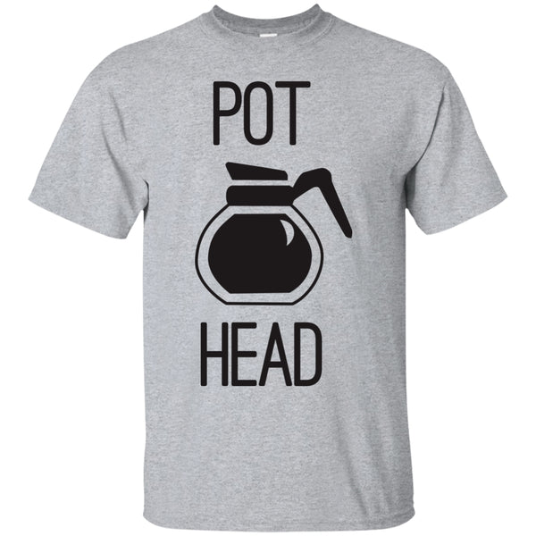 Pot Head, Apparel, CustomCat, Viper Coffee