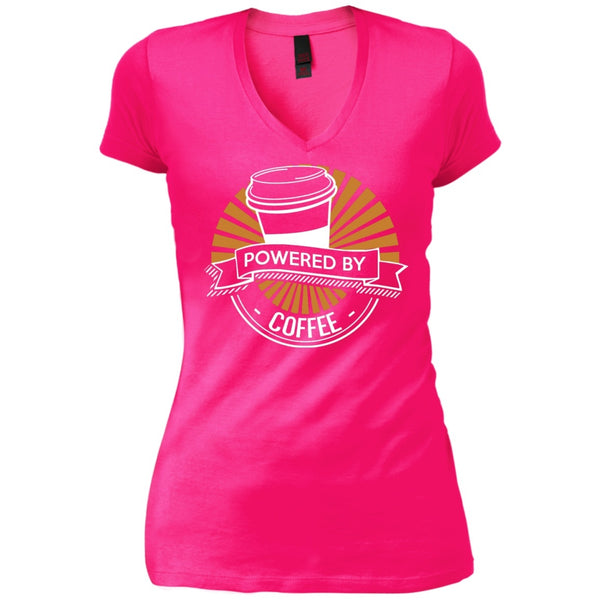 Powered By Coffee Shirt, Apparel, CustomCat, Viper Coffee