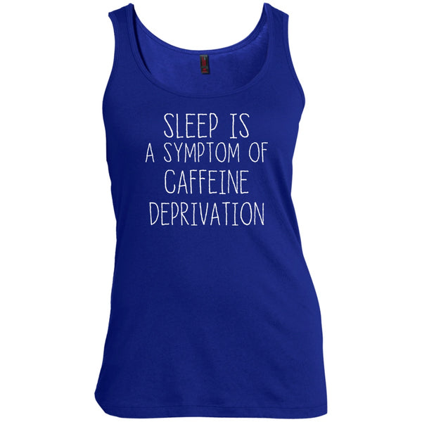 Sleep Is A Symtom Of Caffeine Deprivation, Apparel, CustomCat, Viper Coffee