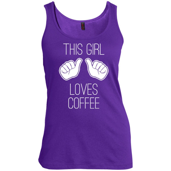 Apparel - This Girl Loves Coffee