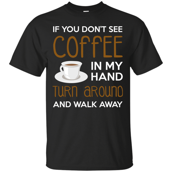 Apparel - Turn Around And Walk Away