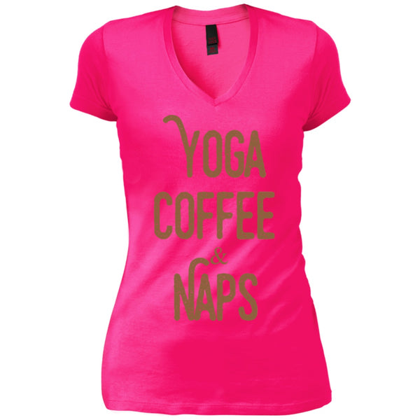 Yoga, Coffee & Naps, Apparel, CustomCat, Viper Coffee