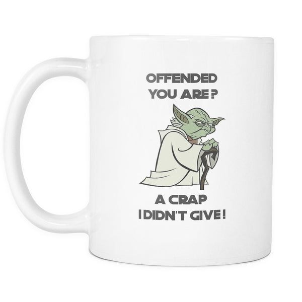 Offended You Are, Drinkware, teelaunch, Viper Coffee