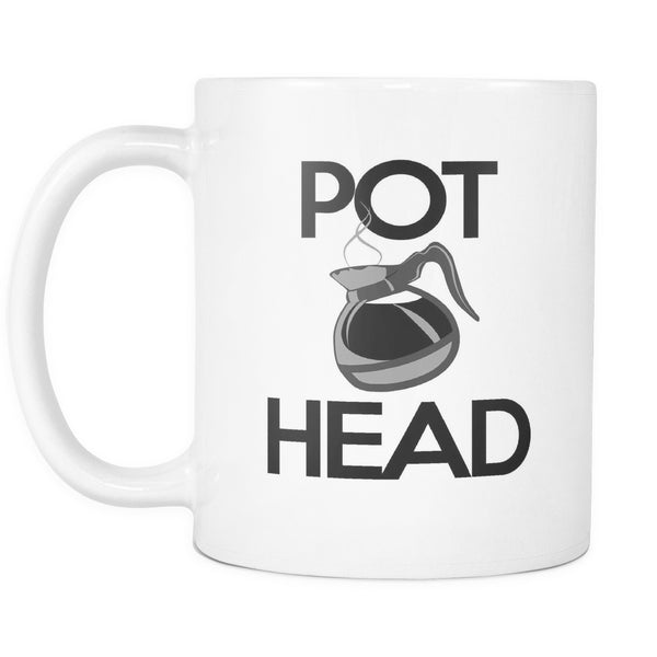 Drinkware - Pot Head Mug