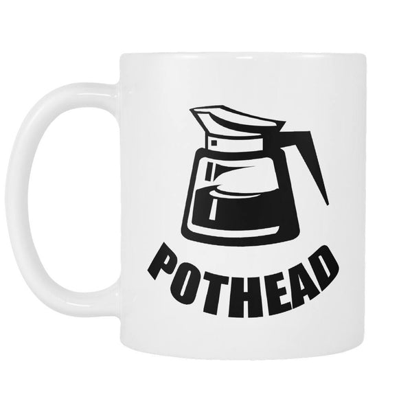 Drinkwear - Pot Head - Coffee Mug