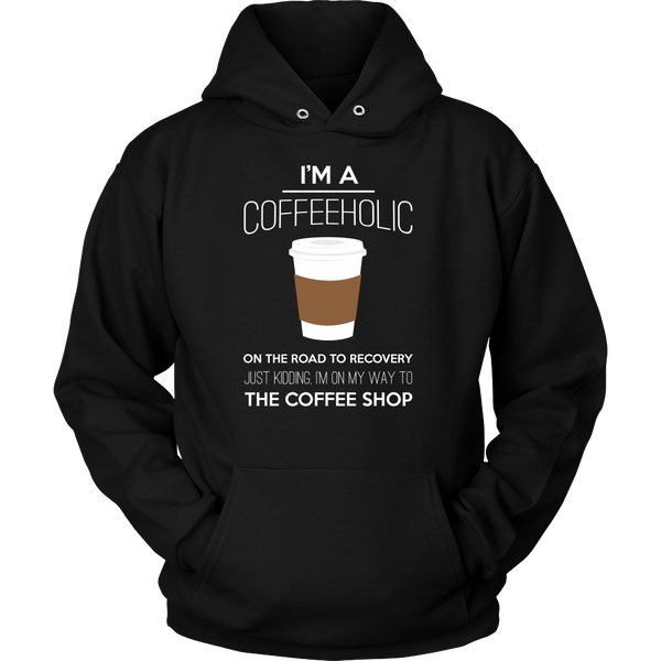 Coffeeholic Sweatshirt