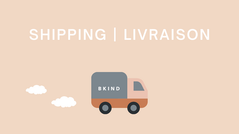 Shipping policies BKIND