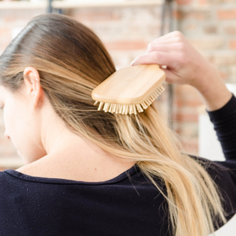Ecofriendly Bamboo hair brush - BKIND