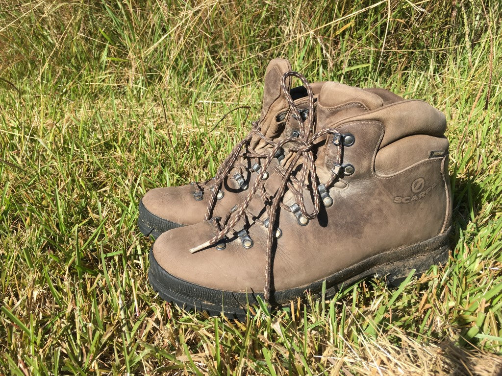 Farmer Review: Scarpa Ranger GTX